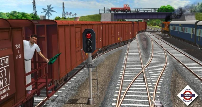 indian train simulator 2021 mod apk download