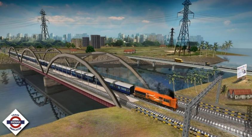 indian train simulator 2021 mod apk