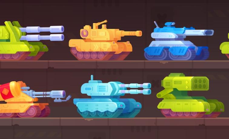tank stars mod apk 2021