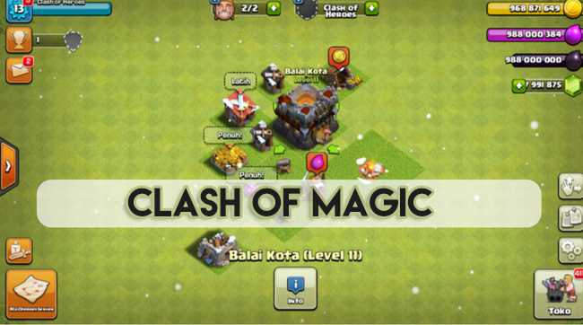 clash of magic apk