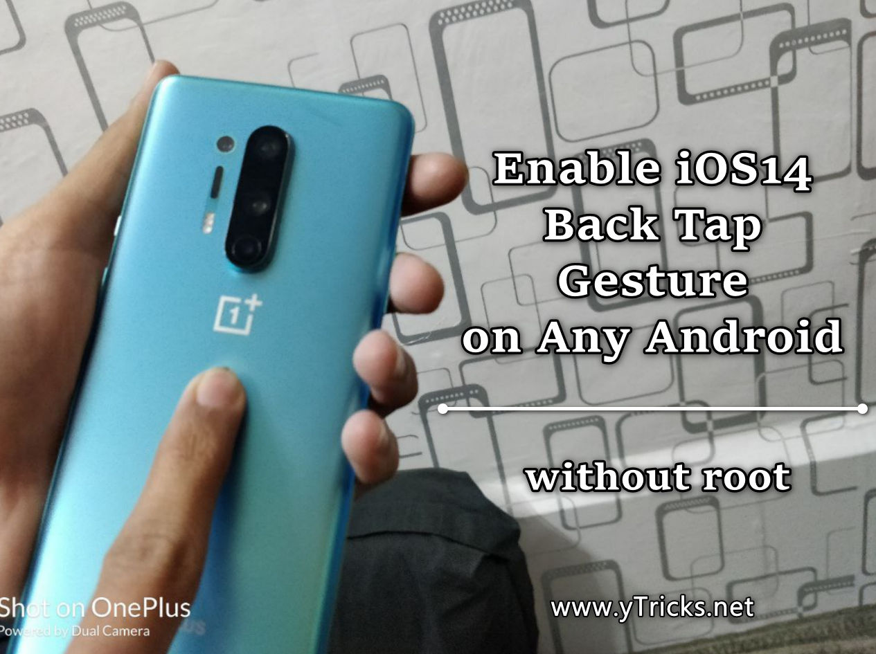 Tap Tap APK Download v0.10.1 – Double Tap Back (iOS14 Gestures)