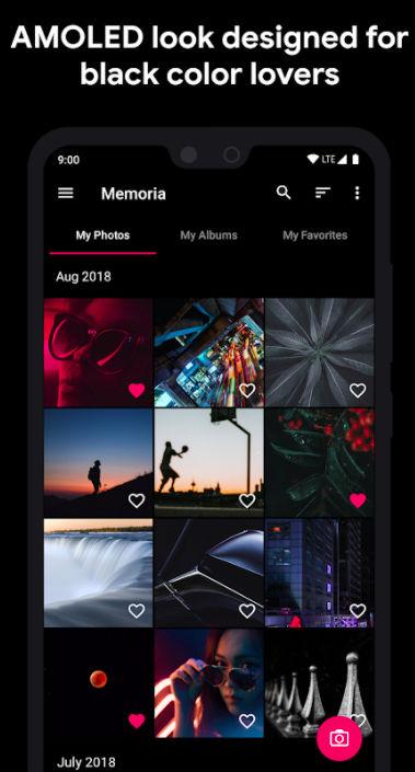 Memoria Photo Gallery APK (Pro Unlocked)