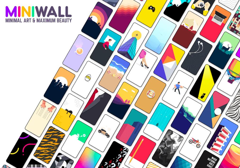 MiniWall Wallpapers apk