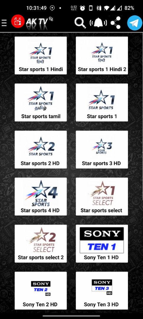 ak tv live ipl 2021